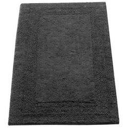 Cawo Dywanik łazienkowy  60 x 60 cm czarny