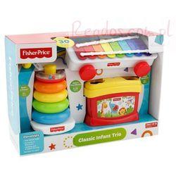 Fisher Price Pierwsze Zabawki Maluszka BLT46 - produkt dostępny w 3kropki.pl