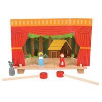 Teatrzyk magnetyczny Trzy świnki Bigjigs Toys