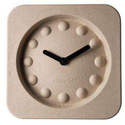 Zegar ścienny 8500019 / średnica 36 cm / brązowy marki Zuiver