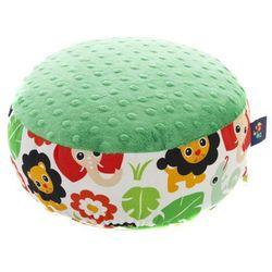 Cuddly Zoo, Safari, Kelly Green, mała pufa - produkt z kategorii- Pozostałe meble do pokoju dziecięcego