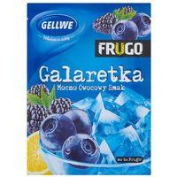 75g frugo niebieskie galaretka marki Gellwe