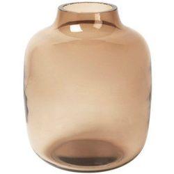 Broste copenhagen Wazon gefion, s, brązowy - (5710688146697)