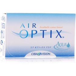 Air Optix Aqua, 3 szt., kup u jednego z partnerów