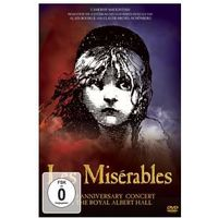 Les Miserables - 10th Anniversary Concert at the Royal Albert Hall, 1 DVD (Softbox)