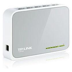 Switch TP-LINK SF1005D L2 5x10/100 Desktop - produkt z kategorii- Switche i Huby