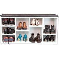 Szafka na buty z siedziskiem montes marki Mds