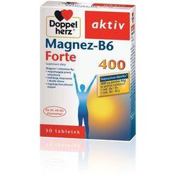 Doppelherz Aktiv Magnez + B6 forte x 30 tabl. - produkt farmaceutyczny