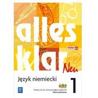 Alles klar Neu 1 Podręcznik + CD Zakres podstawowy (2015)