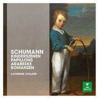 Schumann: Kinderzenen, Papillons Arabeske Romanzen Op. 28 (CD) - Catherine Collard