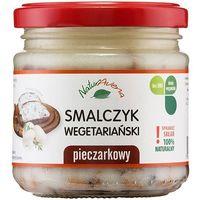 NATURAVENA 160g Smalczyk wegetariański pieczarkowy | DARMOWA DOSTAWA OD 150 ZŁ!