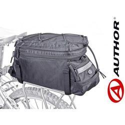 15-000057 Torba na bagażnik AUTHOR A-N472, 11l czarna, kup u jednego z partnerów