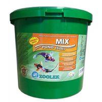 Zoolek pond sticks MIX 10000ml (pokarm dla ryb)