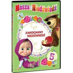 Masza i Niedźwiedź. Część 5: Zakochany Niedźwiedź. DVD - produkt z kategorii- Seriale, telenowele, prog