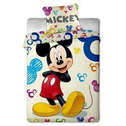 Dziecięca pościel bawełnianaJerry Fabrics Mickey colours, 140 x 200 cm, 70 x 90 cm - sprawdź w wybranym sklepie