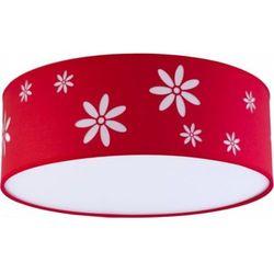 Flora dziecięca 2417 38cm czerwony marki Tk lighting