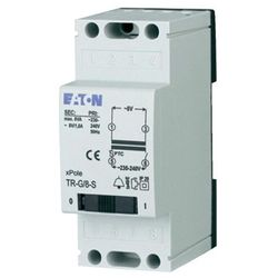 Transformator dzwonkowy Eaton TR-G3/18, V 4/8/12, Montaż: na szynie DIN - sprawdź w wybranym sklepie