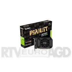 Palit GeForce CUDA GTX 1050 Ti StormX 4GB DDR5 128BIT DVI-D/HDMI DARMOWA DOSTAWA DO 400 SALONÓW !! (karta gra