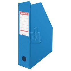 Esselte Pojemnik na dokumenty, czasopisma A4 składany PCV 70mm niebieskie (10K216C) Szybka dostawa! Darmowy odbiór w 20 miastach!