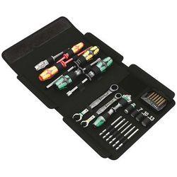 Wera kompaktowy zestaw 25 narzędzi niezbędnych w branży grzewczo-sanitarnej