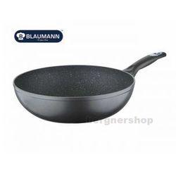Wok granitowy grey granit 28cm bl-3034 marki Blaumann