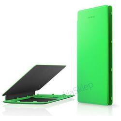 Etui Flip Cover do Ładowania bezp. Nokia CP-627 Zielone do Lumia 830 - Zielony - produkt z kategorii- Pozosta