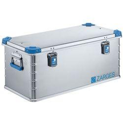Zarges eurobox alu pudło 81 liter szary 2018 skrzynie transportowe (4003866407040)