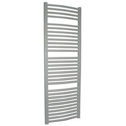 Grzejnik łazienkowy york - wykończenie zaokrąglone, 500x1500, biały/ral - paleta ral marki Thomson heating