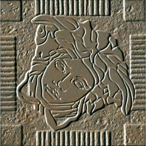 PALACE STONE Angoli Rivestimenti Medusa Nero 9,8x9,8 (P-21) (glazura i terakota) od 7i9.pl Wszystko  Dla Domu
