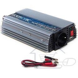 Przetwornica napięcia 12V do 230V 300W USB