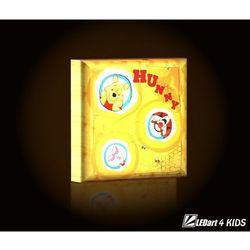 Ledart Lampka led - puchatek, kategoria: oświetlenie dla dzieci