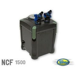 Aqua nova filtr zewnętrzny ncf 1500 l/h - darmowa dostawa od 95 zł!