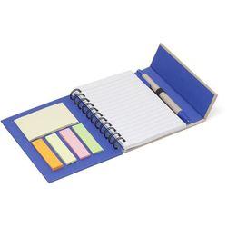Notatnik z magnetycznym zamknięciem w 4 kolorach - sprawdź w wybranym sklepie