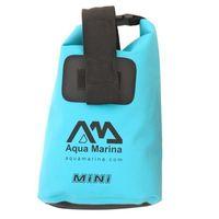 Wodoodporna torba  mini dry bag - kolor niebieski marki Aqua marina