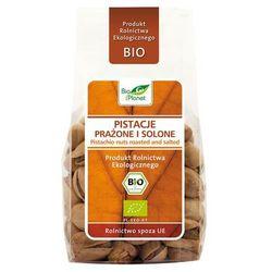 Bio Planet: pistacje prażone i solone BIO - 100 g - sprawdź w wybranym sklepie