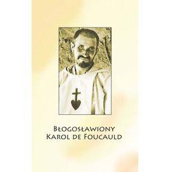 Folderek modlitewny - Błogosławiony Karol de Foucauld (kategoria: Książki religijne)