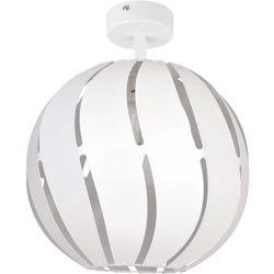 Plafon Sigma Lighting Globus Skos L biały