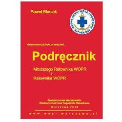 Podręcznik młodszego ratownika WOPR i ratownika WOPR oferta ze sklepu Sklep Ratownik24.pl