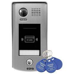 """Eura-tech Kaseta zewnętrzna wideodomofonu """"eura"""" vda-71a5 """"2easy"""" natynkowa funkcja karty zbliżeniowej"""