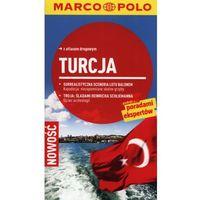 Turcja. Przewodnik Marco Polo Z Atlasem Drogowym