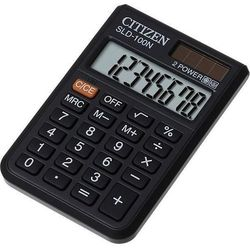 Citizen Kalkulator kieszonkowy sld-100 - ★ rabaty ★ porady ★ hurt ★ wyceny ★ sklep@solokolos.pl ★ tel.(34)366-72-72 ★ (4562195133285)