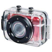 Trevi Go 2200 HD Sports kamera sportowa czerwona 720P 1,3MP