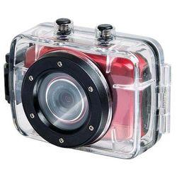 Trevi Go 2200 HD Sports kamera sportowa czerwona 720P 1,3MP - sprawdź w wybranym sklepie