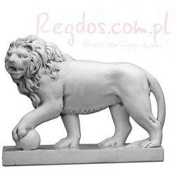 Figura ogrodowa betonowa lew 59cm
