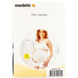 MEDELA 0819 S Ciążowy pas podtrzymujący czarny | DARMOWA DOSTAWA OD 200 ZŁ - sprawdź w wybranym sklepie