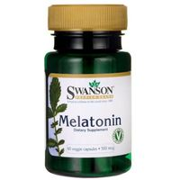 Melatonina 500mcg 60 vcaps