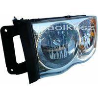 Reflektor lewy RAM 1500 2002-2006, towar z kategorii: Lampy przednie samochodowe
