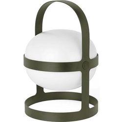 Rosendahl Lampa solarna soft spot 34 cm oliwkowa (5709513263128)
