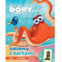 Gdzie jest Dory? Zabawa z kartami - Wysyłka od 3,99 (9788325323233)