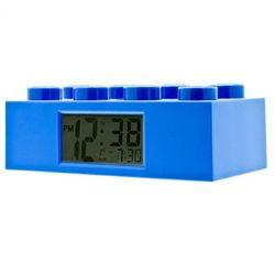 Lego 9002151 budzik klocek niebieski (5065000460518)